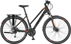 Image of Scott Sub Sport 20 Womens 2017 Hybrid Bike