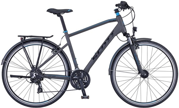 Image of Scott Sub Sport 30  2016 Hybrid Bike