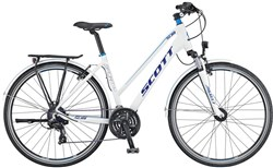 Image of Scott Sub Sport 30 Womens  2016 Hybrid Bike