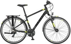 Image of Scott Sub Sport 40 2017 Hybrid Bike