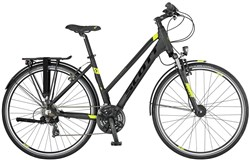 Image of Scott Sub Sport 40 Womens 2017 Hybrid Bike