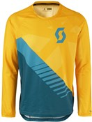 Image of Scott Trail 20 Long Sleeve Cycling Shirt / Jersey
