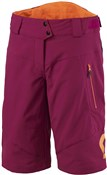 Image of Scott Trail 20 Loose Fit With Pad Womens Baggy Cycling Shorts