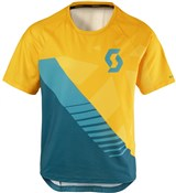 Image of Scott Trail 50 Short Sleeve Junior Cycling Shirt / Jersey