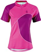 Image of Scott Trail 50 Womens Short Sleeve Cycling Jersey