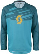 Image of Scott Trail DH Long Sleeve Cycling Shirt / Jersey