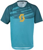 Image of Scott Trail DH Short Sleeve Cycling Shirt / Jersey
