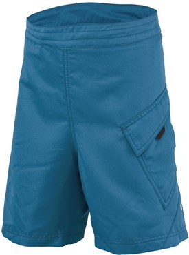 Image of Scott Trail Flow With Pad Junior Baggy Cycling Shorts