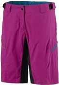 Image of Scott Trail Flow With Pad Womens Baggy Cycling Shorts
