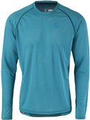 Image of Scott Trail MTN Aero Logn Sleeve Cycling Shirt / Jersey