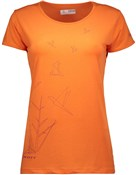 Image of Scott Trail MTN DRI 70 Short Sleeve Womens Cycling Shirt / Jersey