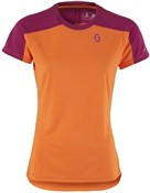 Image of Scott Trail MTN Polar 20 Short Sleeve Womens Cycling Shirt / Jersey