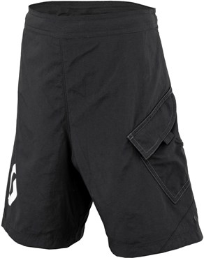 Image of Scott Trail With Pad Junior Baggy Cycling Shorts