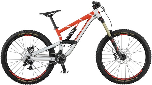 Scott Voltage FR 730 27.5 2017 Mountain Bike