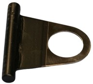 Image of SeaSucker Cable Anchor - BootStainless Steel Trunk-Seam Clip For Cable Locks