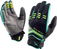 Image of SealSkinz Dragon Eye MTB Cycling Long Finger Gloves AW16