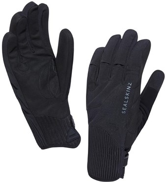 Image of SealSkinz Elgin Long Finger Cycling Gloves AW16