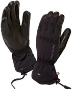 Image of SealSkinz Extreme Cold Weather Long Finger Cycling Gloves