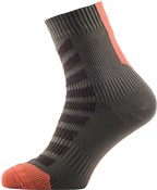 Image of SealSkinz MTB Cycling Ankle Socks with Hydrostop AW16