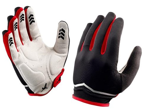 Image of SealSkinz Madeleine Classic Long Finger Cycling Gloves SS16