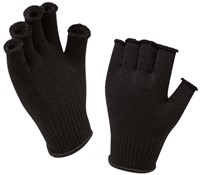 Image of SealSkinz Merino Fingerless Cycling Gloves Liner AW17
