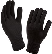Image of SealSkinz Merino Long Finger Cycling Gloves Liner AW16