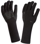 Image of SealSkinz Ultra Grip Gauntlet Long Finger Cycling Gloves