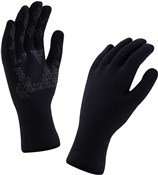 Image of SealSkinz Ultra Grip Running Long Finger Gloves AW16