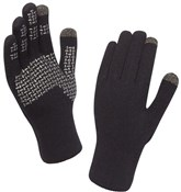 Image of SealSkinz Ultra Grip Touchscreen Long Finger Cycling Gloves