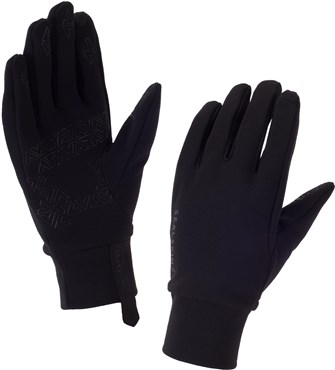 Image of SealSkinz Womens Stretch Fleece Nano Long Finger Gloves AW16