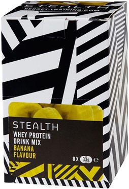 Image of Secret Training Stealth Super Hydration Drink Mix Powder - 33g x Box of 8