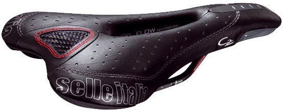 Image of Selle Italia C2 Gel Flow Performance Saddle