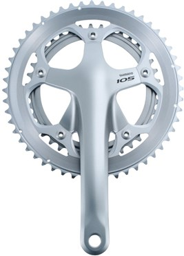 Image of Shimano 105 Double Chainset FC5600