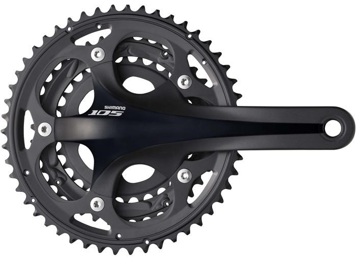 Shimano 105 Triple Chainset FC5703