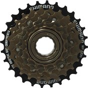 Image of Shimano 6 Speed Multiple Freewheel MFTZ20