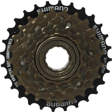 Shimano 6 Speed Multiple Freewheel MFTZ20