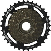 Image of Shimano 7-speed Multiple Freewheel - 14-34 T MegaRange MFTZ31