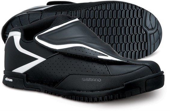 Shimano AM41 Flat Sole All Mountain/BMX/Freeride Cycling Shoes