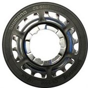 Image of Shimano Alfine Single Sprocket With Chain Guide CSS500