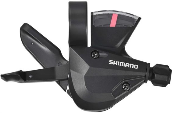 Image of Shimano Altus 7-speed Rapidfire Pod Right Hand Shifter SLM310