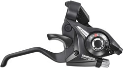 Image of Shimano Altus NeST-EF510 EZ Fire Plus STI Set - 2-Finger Lever 3x8-Speed