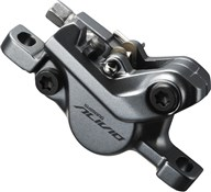 Image of Shimano BR-M4050 Alivio Calliper Without Rotor Or Adapters - Post Mount - Front Or Rear