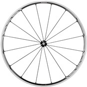 Image of Shimano C24 Carbon Laminate Clincher Front Wheel WHRS81