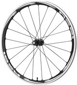 Image of Shimano C35-CL Tubeless Compatible Clincher Rear Wheel WHRS81TL