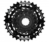 Image of Shimano CS-HG200 7-Speed Cassette