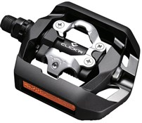 Image of Shimano ClickR Pedal With Pop-up Mechanism PDT420