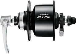 Image of Shimano DH-S501 Alfine - 6v 3w - Centre-Lock disc - 36h - Q / R
