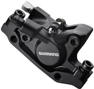 Image of Shimano Deore Hydraulic Disc Brake Calliper Without Adapter BRM446