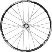 Image of Shimano Deore XT Disc Front Wheel with 15mm Axle
