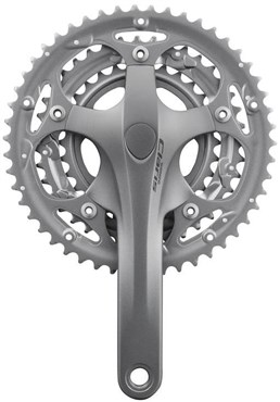 Image of Shimano FC-2403 Claris Octalink Triple 8 Speed Chainset